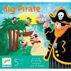 Big pirate Djeco