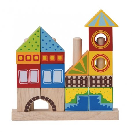 Blocs de construction Multicolores Wonderworld