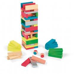 Equilibloc color - jeu d'adresse de Janod