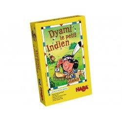 Dyami, le petit Indien - jeu de mémoire Haba