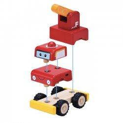 Camion de Pompiers à Construire - assemblage