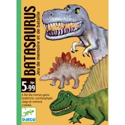 Batasaurus - jeu de mémoire Djeco