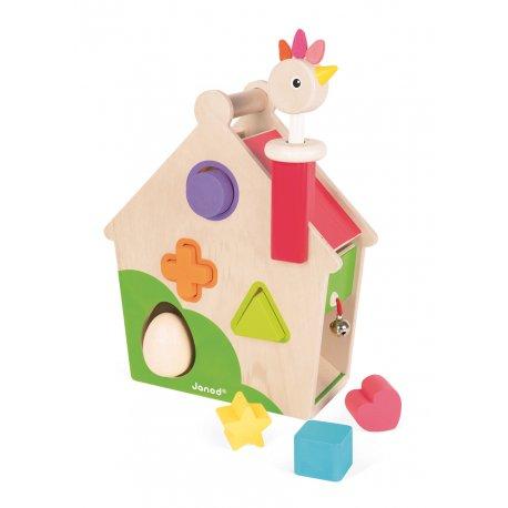 Maison d'activités poulette Zigolos