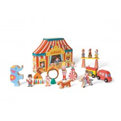 Story Box Circus avec figurines