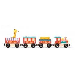 Train Circus - Story