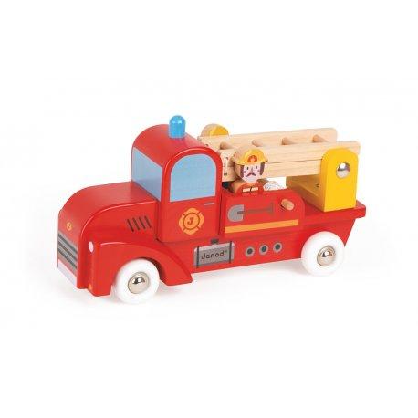 Camion de pompiers story
