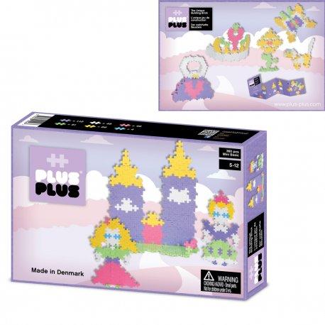 Plus plus princesse Box mini pastel 360 pièces