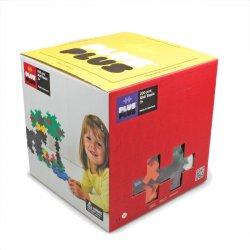 Fille jouant au Plus plus Box Midi Basic - 200 pièces