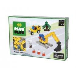 Plus plus chantier Box mini basic 360 pièces