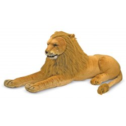 grosse peluche lion 190 cm