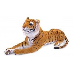 grande peluche tigre 183 cm