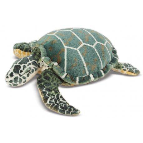 grande géante tortue de mer