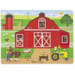 puzzle sonore autour de la ferme