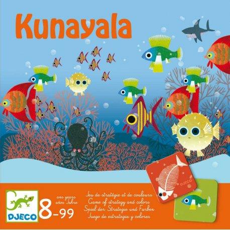 Kunayala - jeu tactique