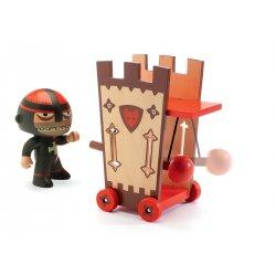Darius & ze attack tower - Arty toys
