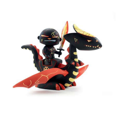 Drago & Volcano - Chevalier Arty toys