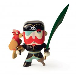 Sam Parrot - Arty toys