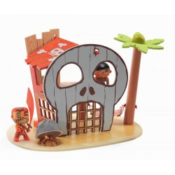 Ze pirate island - l'île des pirates Arty toys