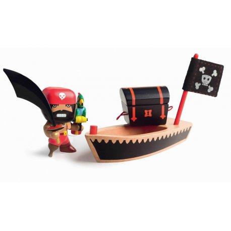 El Ioco - pirate Arty toys