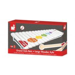 Grand Xylophone bois confetti - carton