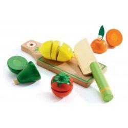 Fruits et légumes à couper - Djeco