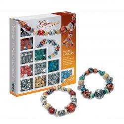 Kit création bijoux Perles ethniques