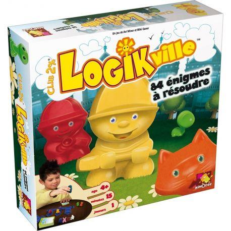 Logikville - boîte