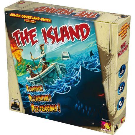 The Island - jeu de stratégie