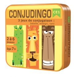 Conjudingo CE1 - boîte