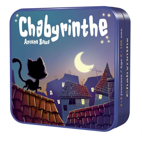 Chabyrinthe - boîte
