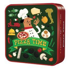 Pizza Time - Boîte (dos)