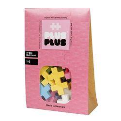 Plus plus Pack Midi Pastel - 20 pièces