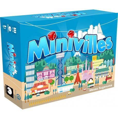 Minivilles - boîte