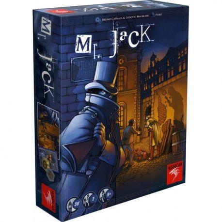 Mr Jack - Nouvelle Edition