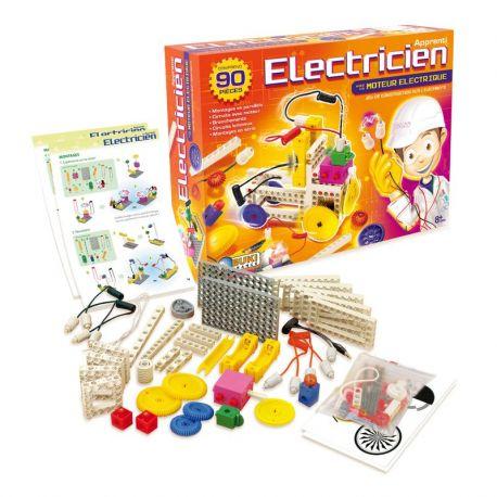 Apprenti électricien BUKI - contenu