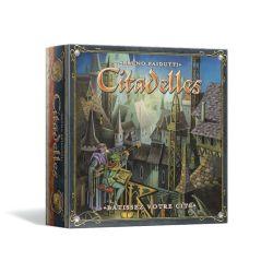 Citadelles : Nouvelle Version - Boîte