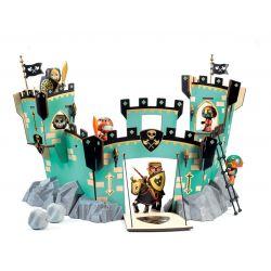 Image Château Arty Toys Castle on Ze Rock - Château fort Djeco