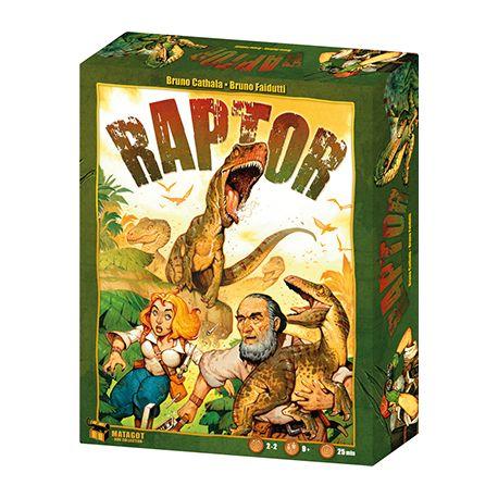 Raptor- boîtes