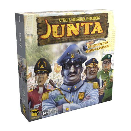 Junta - boîte