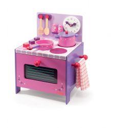 La cuisinière de Violette