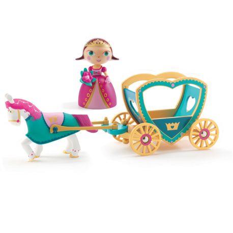 Alycia & ze caleche princesse Arty toys