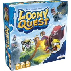 Loony Quest - boîte