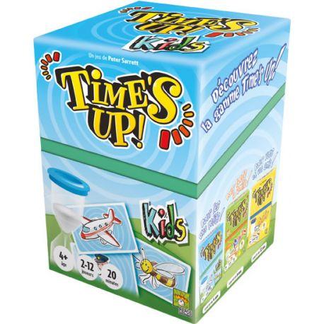 Time's Up Kids - boîte