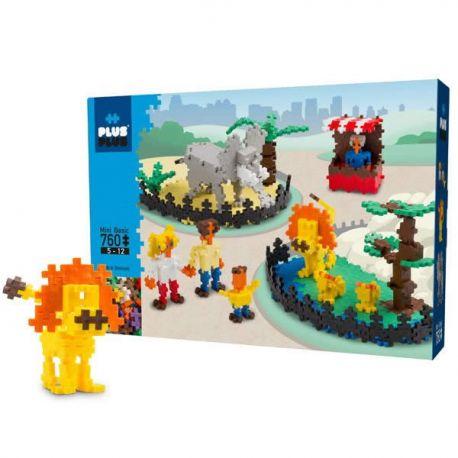 Plus plus Zoo Box mini basic 760 pièces