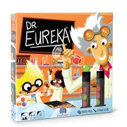 Dr Euréka Blue Orange - boîte