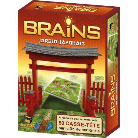 Brains Jardin japonais - Casse tête