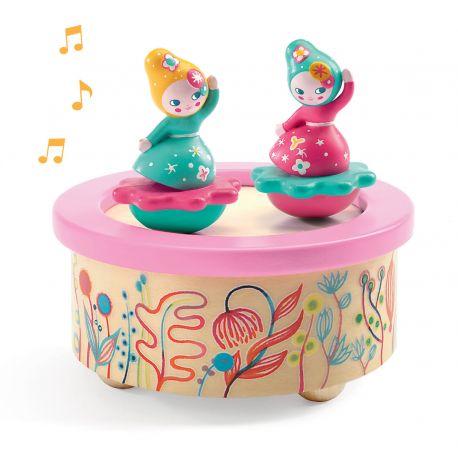 Boîte à musique Flower Melody