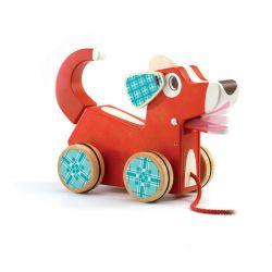 WoofyDog jouet à traîner