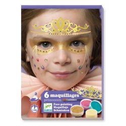 Coffret de maquillage Princesse Djeco