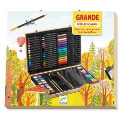 Grande boite de couleurs - coffret